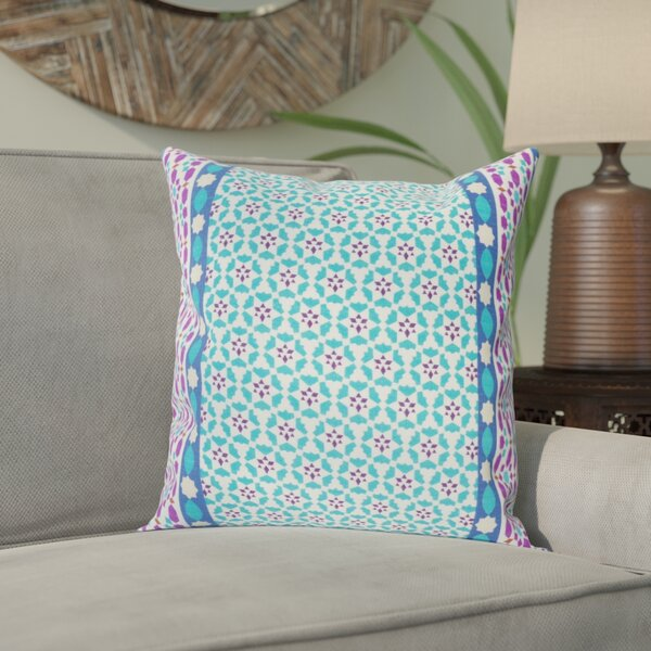 Bruno 100% Cotton Pillow Cover by Bungalow Rose